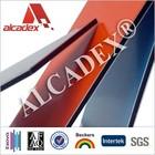 exterior cladding aluminium composite sheets
