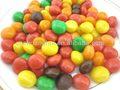 rainbow frutado suave doce de geléia doces em massa