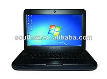 10 inch business type mini laptop laptop housing