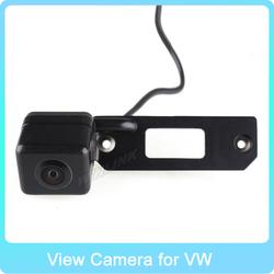 Sony ccd car rear view camera for VW VOLKSWAGEN POLO/MAGOTAN/PASSAT CC/GOLF/BORA/JETTA Reversing Back Up Camera