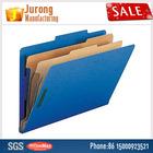 Jurong Manufacturing Paper Folder Classification Folders, A4 Size Paper Folder File