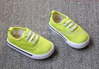 Cheapest kids canvas shoes soft comfort children shoe