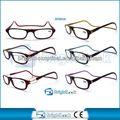 nuevo estilo de los ojos gafas lupa