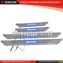 Product Catalogue Download 2012 Toyota Camry Body Kit Stainless Steel LED Door Sill Plate