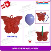Butterfly Foil Balloon Weight B616