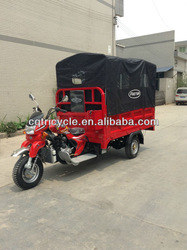 250CC Cargo Passenger Tricycle