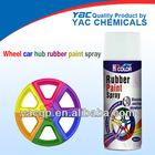 Flexible Rubber Metallic Colors for Auto Car Spray Paint 400 ml