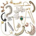 design de moda novela orelha jóias punhos para orelhas furadas