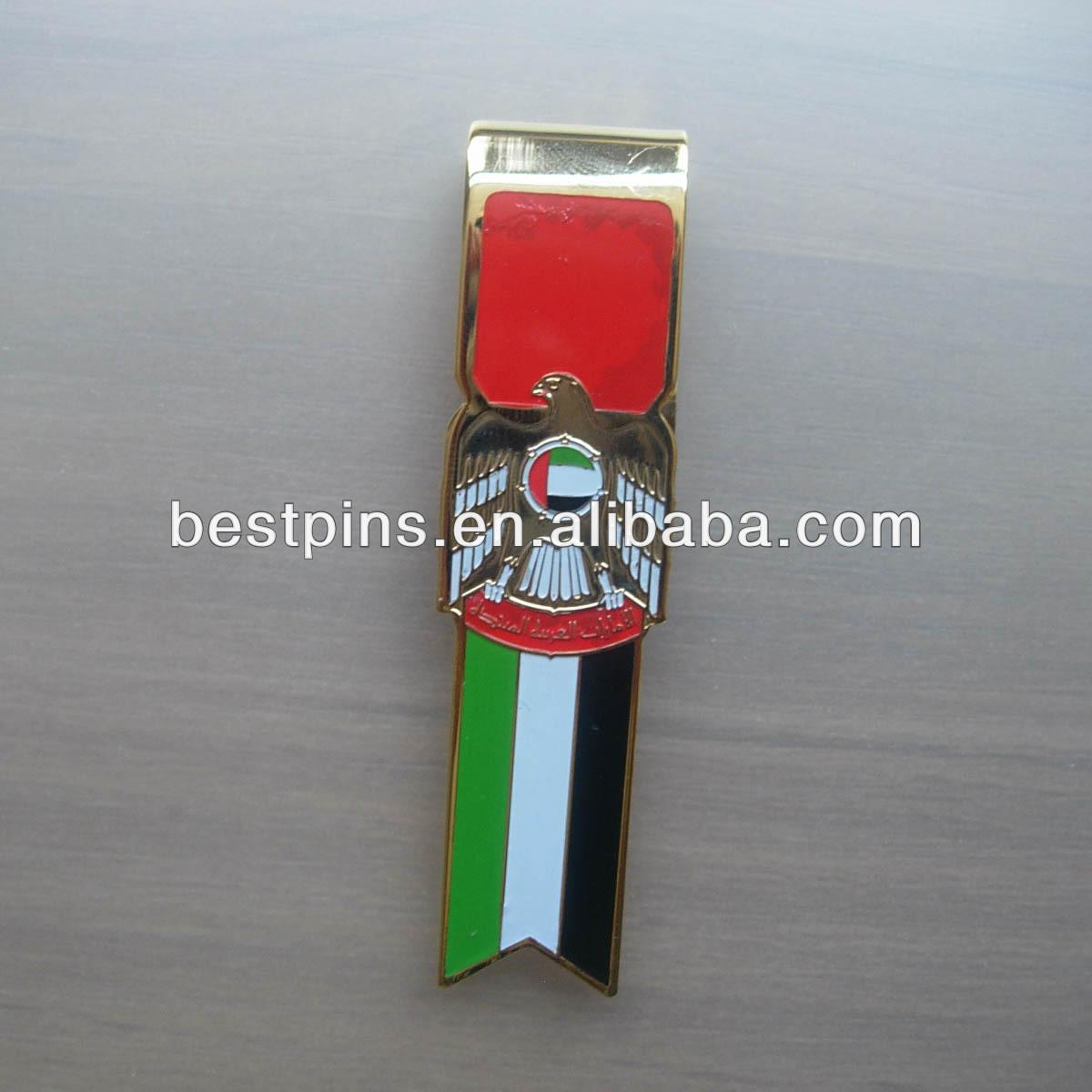 Uae National Emblem Custom Metal Uae National