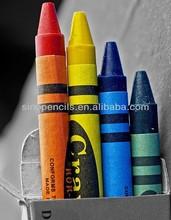 Wax Crayon with ASTM, EN71
