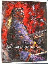 Heavy Metal Taste Rock Painting