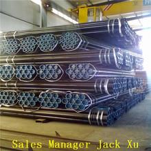 steam boiler STEEL PIPE API 5L GR.B / A106 GR.B black lacquered