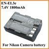 7.4V 1800mah power tool batteries cheap for nikon EN-EL3e