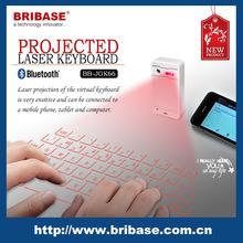2014 Wireless Laser projector Keyboard.Top selling projected keyboard .external Magic Cube design Laser keyboard