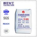 dióxido de titanio r909 carretera pinturas de aplicación
