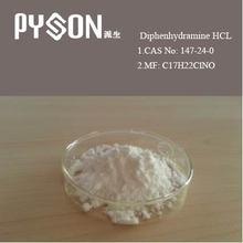 Diphenhydramine HCL/C17H22ClNO