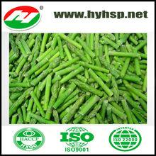 IQF Frozen Green Asparagus Cuts