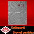 Hochwertige dekorative Decke/dekoration gips decke/dekorative decke modelle
