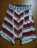 Stripe Design Alan Rust Undergarment for Men