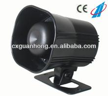 1 Tone or 6 Tone Cheap Safeguard Car Alarms 118dB GS-27