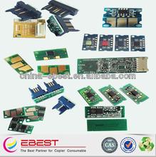 suitable for ricoh aficio 3500/4500 color toner reset chips