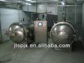 açoinoxidável dois conexão paralela pote de imersão em água quente autoclave de alimentos pequenos