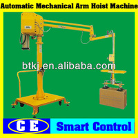 Hot Sale Wide Applications Monorail Hoist Lift Machine for Sale,Manual Control Mechanical Arms Monorail Hoist Balance Machine