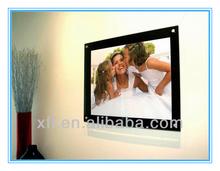 wall mounted + family photo frame + custmize A5 A4 A3 size + for wedding photograph + family photo frame