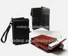 Multi functional phone case,men card wallet