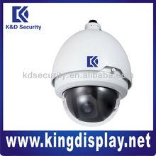 18x optical Zoom High resolution 1.3MP IP PTZ camera