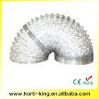 "6""(150mm) Aluminum Foil Flexible Air Duct for Exhaust Appliance"