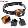 Black Dog Outdoor Waterproof Head Lamp