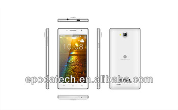 H3060 Android 4.2, 5inch MTK6752 4G ROM + 512MB RAM Android Cell Phone