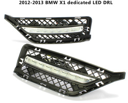 Factory price LED DRL for BMW X1 2012-2013 led Daytime Running Lights / for BMW X1 auto accessories