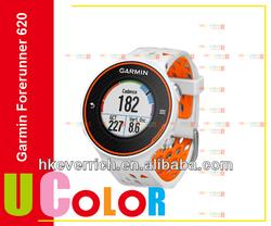 Original New Garmin Forerunner 620 GPS Sports Running Smart Watch w/ Heart Rate Monitor - White / Orange Not Ship To US & CANADA