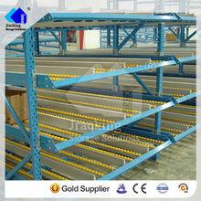 2014 NanJing Jracking used storage warehouse equipment flow racking