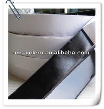 adhesive velcro hook loop tape/self-adhesive hook and loop/adhesive curtain velcro tape