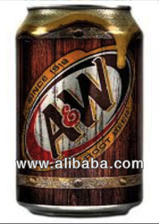 A W Root beer 355ml.USA