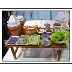 Thai Dessert Stall - Kanom Thai