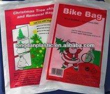 Plastic Removal Bike Bag