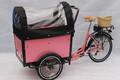 chinês novo modelo elétrico 3 roda de bicicleta