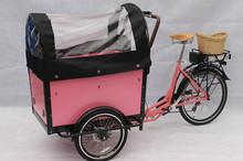 Chinês novo modelo elétrico de 3 rodas de bicicleta
