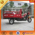 gasolina 3 rodas da motocicleta de carga