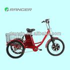 350W 36V 10AH 3 wheel bicycle