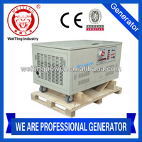 WT30000 Four cylinder 20kw gasoline magic power generator with CE/SONCAP