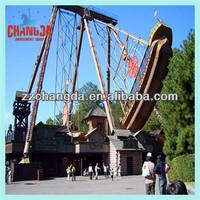 Super quality children games equipment amusement park ride pirate ship