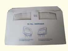 14 gsm recycle toilet seat paper covers