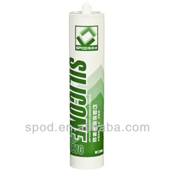 9870 Stone Silicone Sealant high temperature sealant