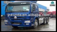sinotruk HOWO 10 wheels 6*4 tractor trucks /howo trucks
