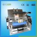 semi automática de cola molhada rotulagem máquina